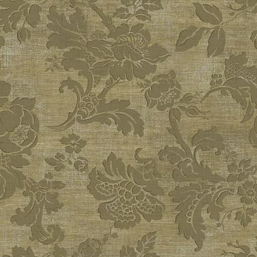 Gold Tonal Jacobean