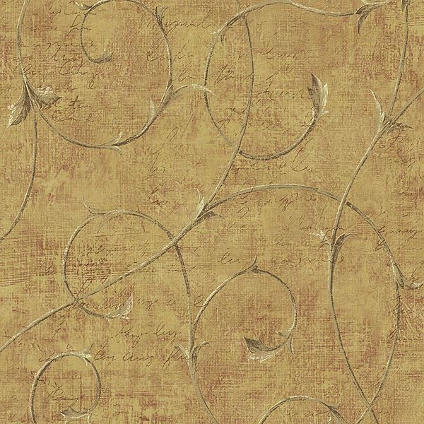 Mustard Scroll