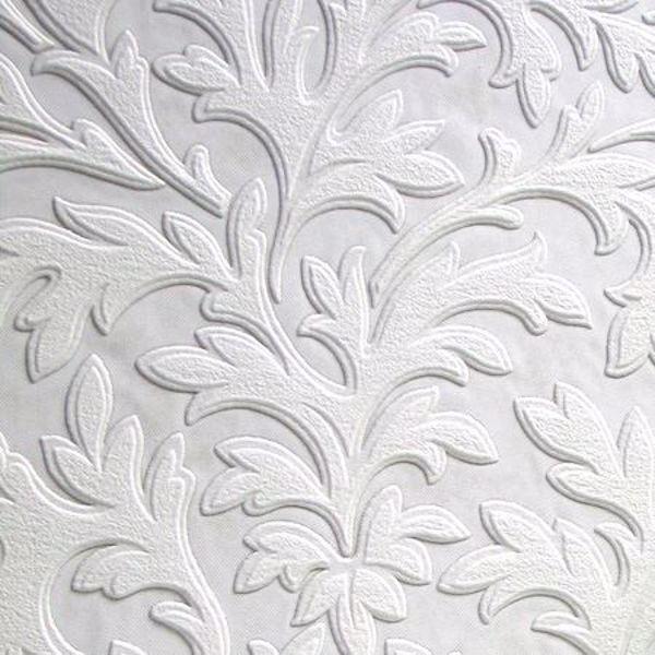 High Leaf Paintable Textured Vinyl