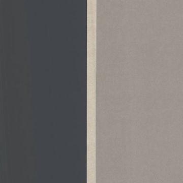 Black Wide Bar Stripe