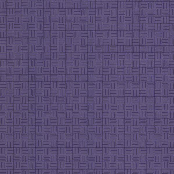 Purple Geo Squares