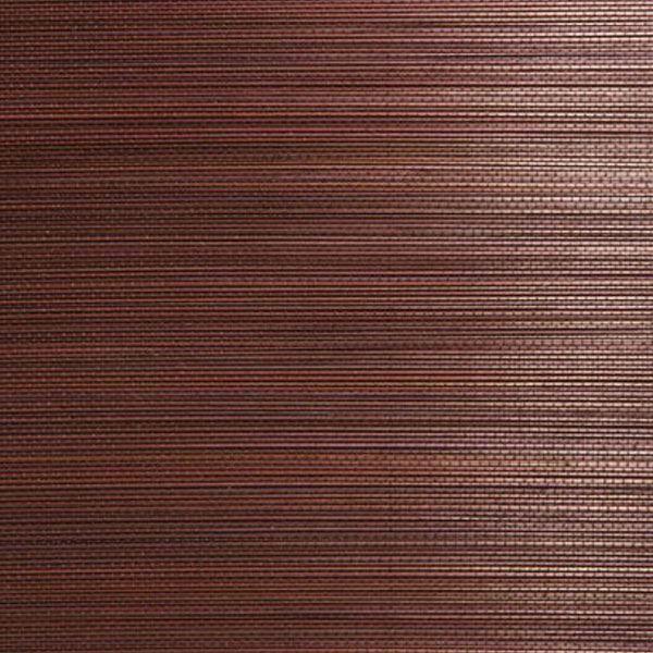 Xin Qian Dark Brown Grasscloth