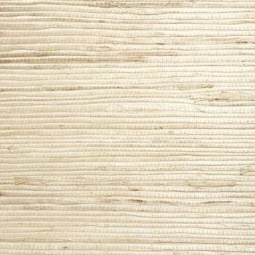 Qi Taupe Grasscloth