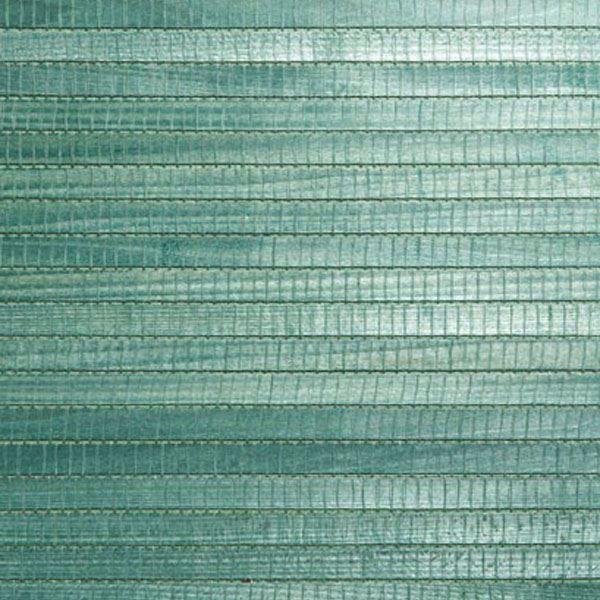 Kumi Green Grasscloth