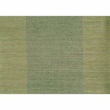 Yu Jie Dark Green Grasscloth