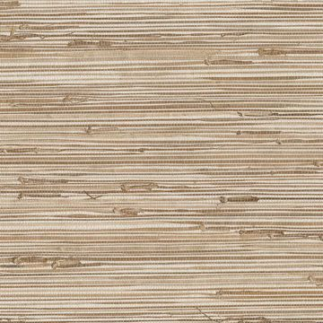 Ting Taupe Grasscloth