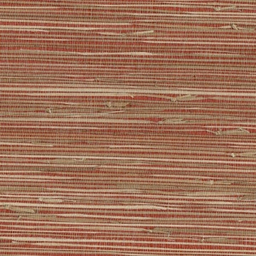Yan Yan Red Grasscloth