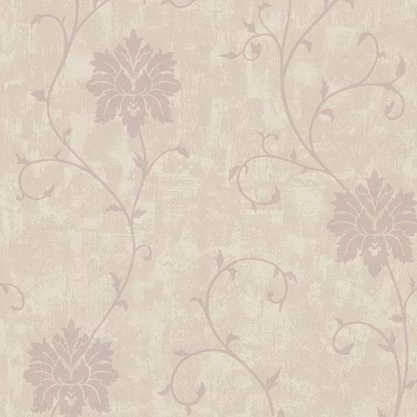 Dahli Taupe Floral Trail