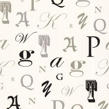 Manuscript Cream Letter Font