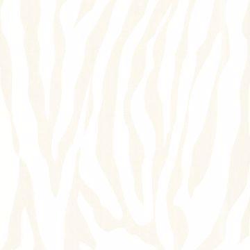 Zebbie Champagne Zebra Print