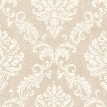 Sebastion Beige Damask