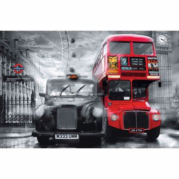 Taxi And Bus