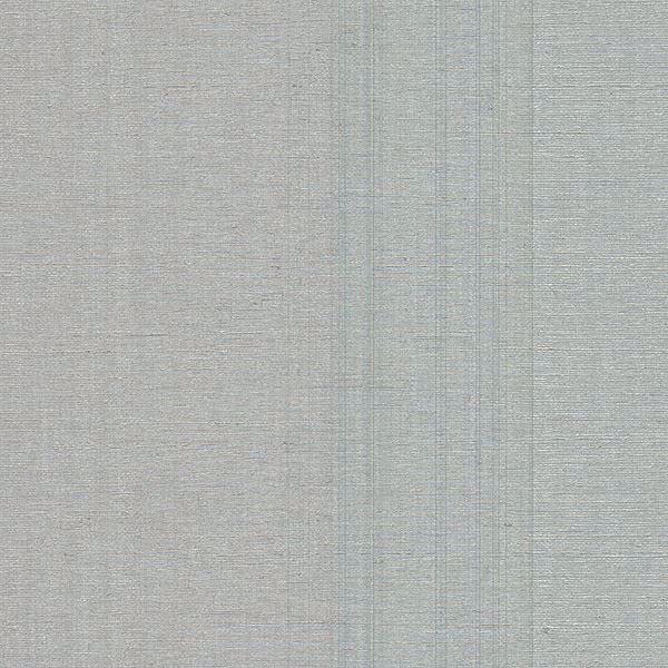 Wirth Silver Faux Grasscloth