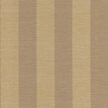 Bark Stripe Brass Textured Stripe