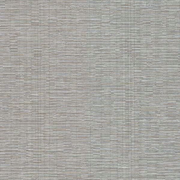 Pontoon Grey Faux Grasscloth