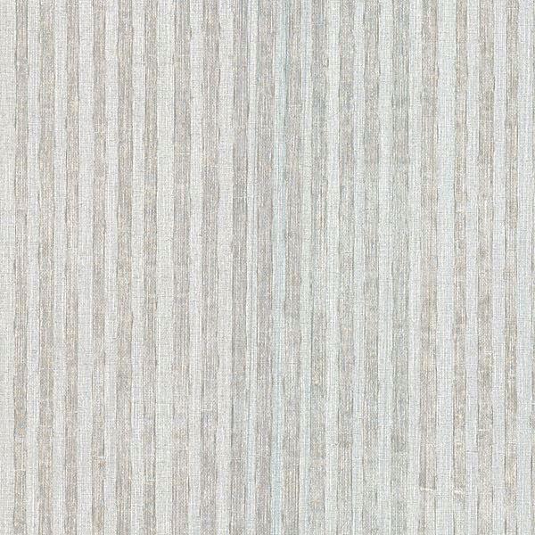 Ribbon Silver Fabric Stripe