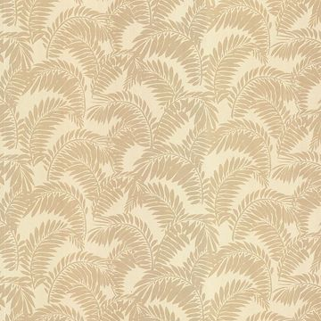 Fronde Beige Leaves