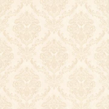 Westminster White Damask