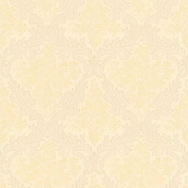 Cotswold Cream Floral Damask