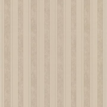 Kingsbury Taupe Satin Stripe
