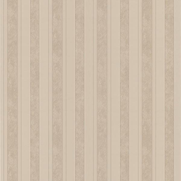 Kingsbury Taupe Satin Stripe