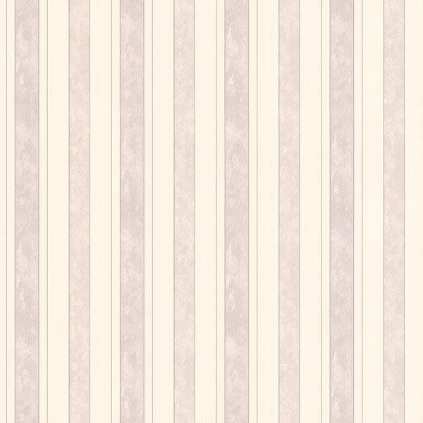 Kingsbury Mauve Satin Stripe