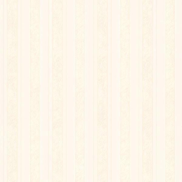 Kingsbury Off-White Satin Stripe