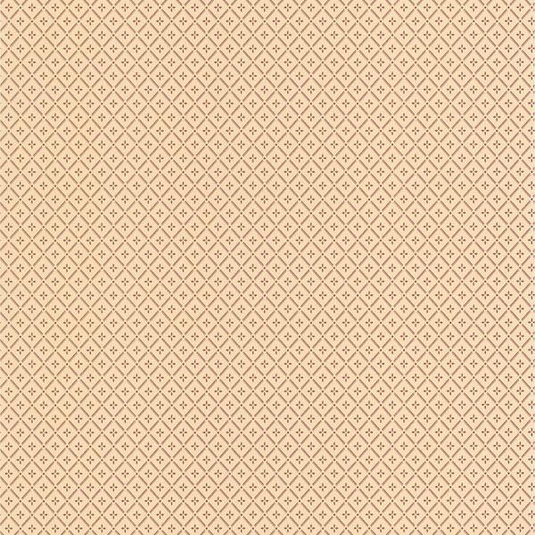 Abbey Beige Diamond Pattern