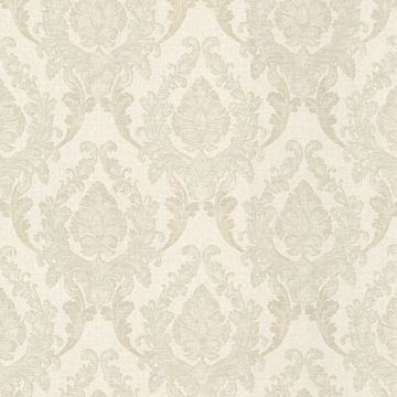 Regal Light Green Damask
