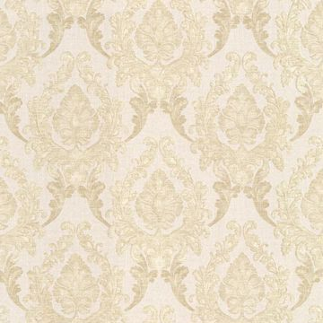 Regal Beige Damask