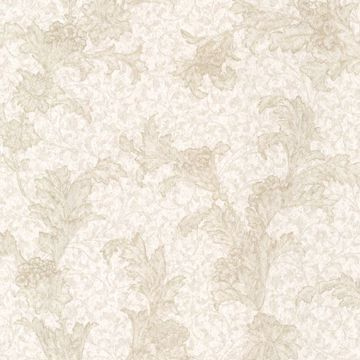 Empire Neutral Floral Scroll