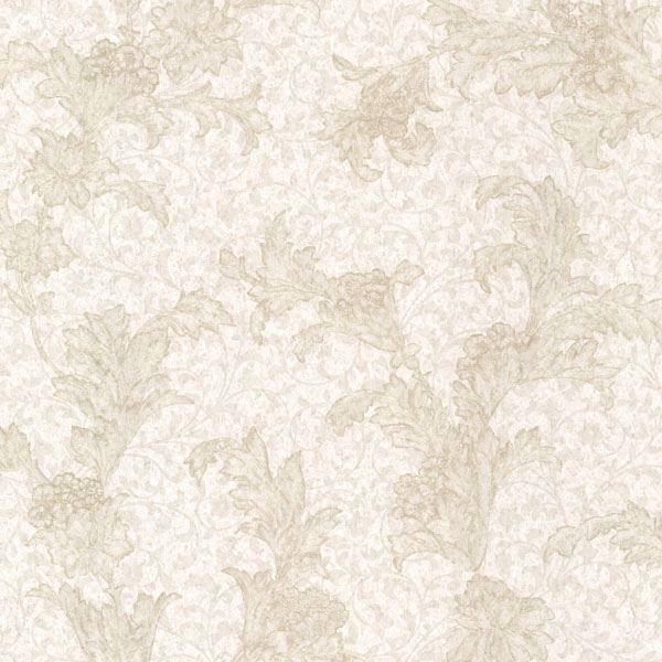 Empire Neutral Floral Scroll
