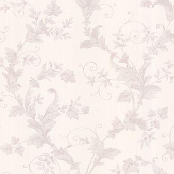 Royal Lavender Scroll