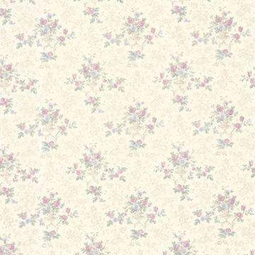 Kezea Lavender Petit Floral Urn