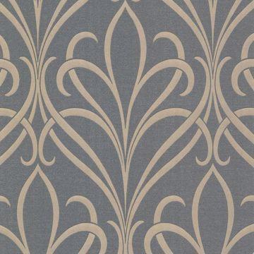 Lalique Silver Nouveau Damask