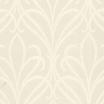 Lalique Cream Nouveau Damask
