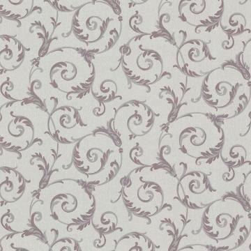 Eros Purple Flowing Scroll