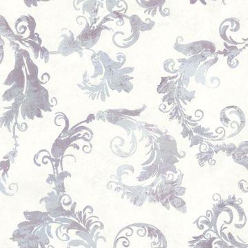 Lana Lavender Scrolling Trail