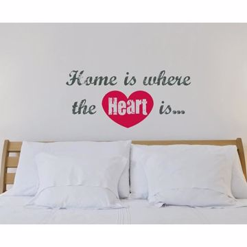 Home Is Were The Heart Is