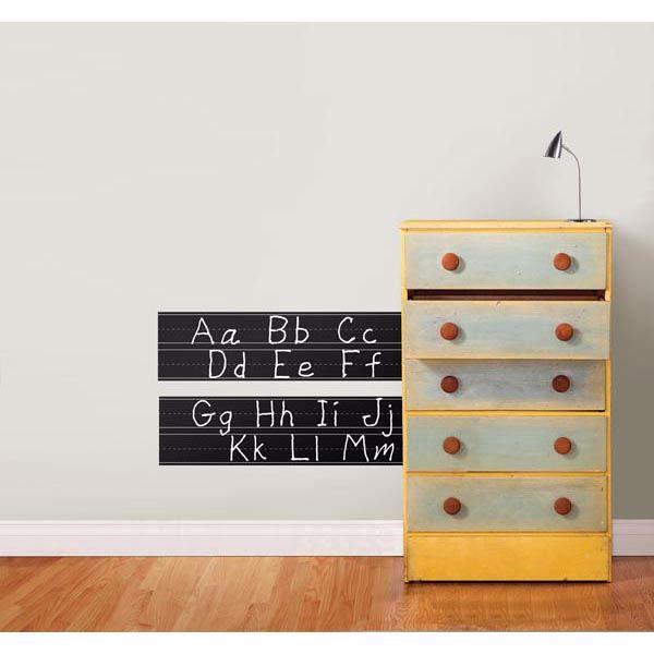 Learn To Write Chalkboard