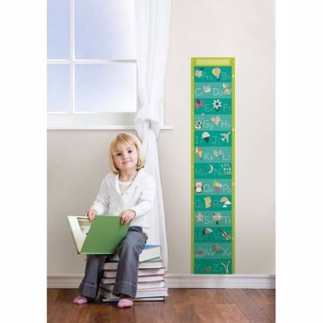 Alphabet Growth Chart