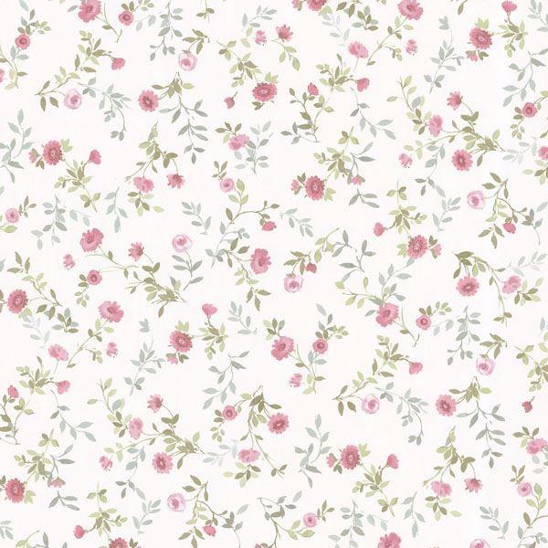 Sophie Pink Floral Toss