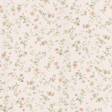 Sophie Peach Floral Toss