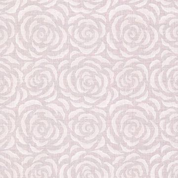 Rosette Lavender Rose Pattern
