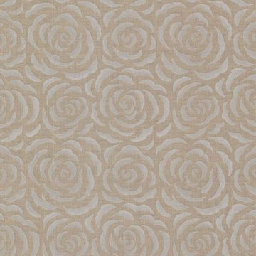 Rosette Brass Rose Pattern