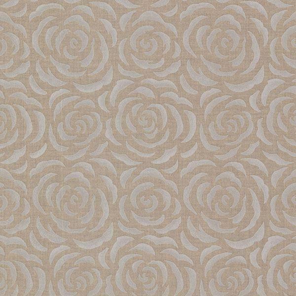 Rosette Brass Rose Pattern