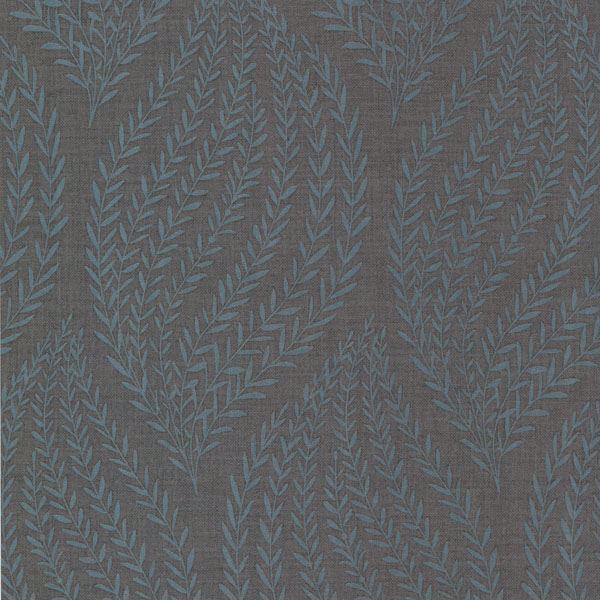 Calix Charcoal Sienna Leaf