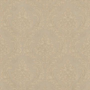 Mercutio Brass Damask