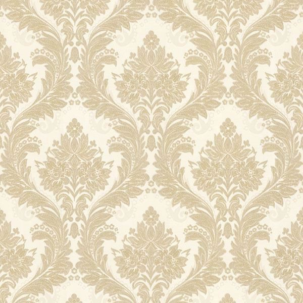 Mercutio Gold Damask