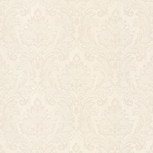 Mercutio Cream Damask